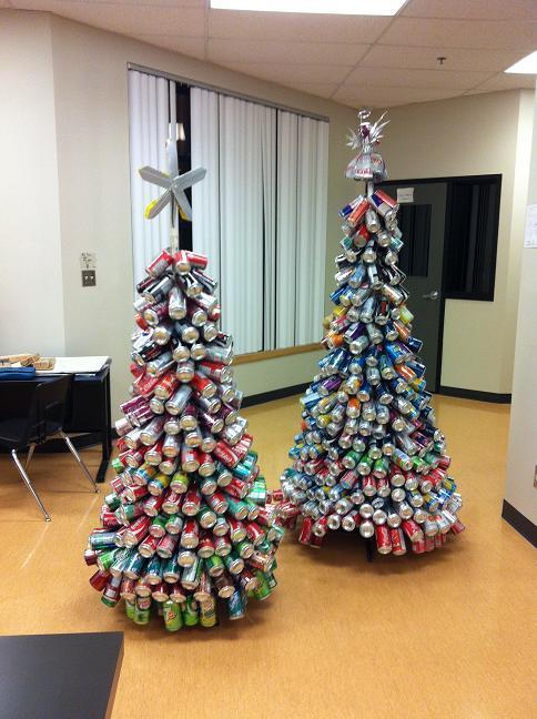 4 - Christmas Tree Garbage Bag